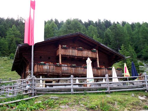 Tarscher Hütte